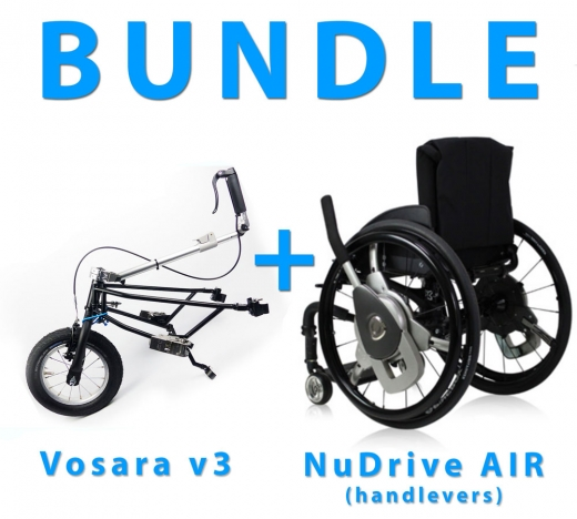Vosara V3 + NuDrive AIR Bundle *NEU