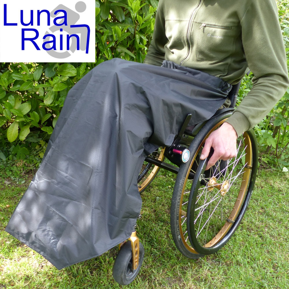 LunaRain Raincover for Wheelchairusers